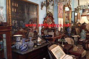 Zeytinburnu Antika Mobilya Alanlar