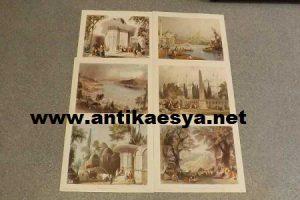 Antika Kartpostal Dükkanı