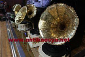 Eski Antika Gramofon Alanlar
